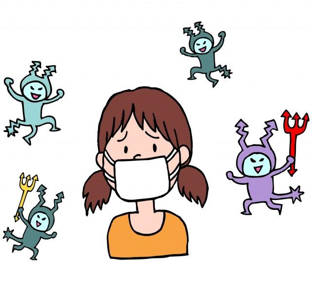 インフルエンザ 子供 感染
