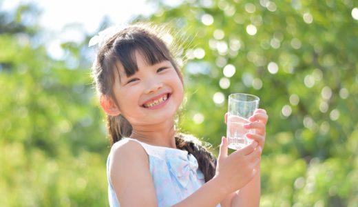 子どもの水分補給におすすめの飲み物は?どれくらい必要?