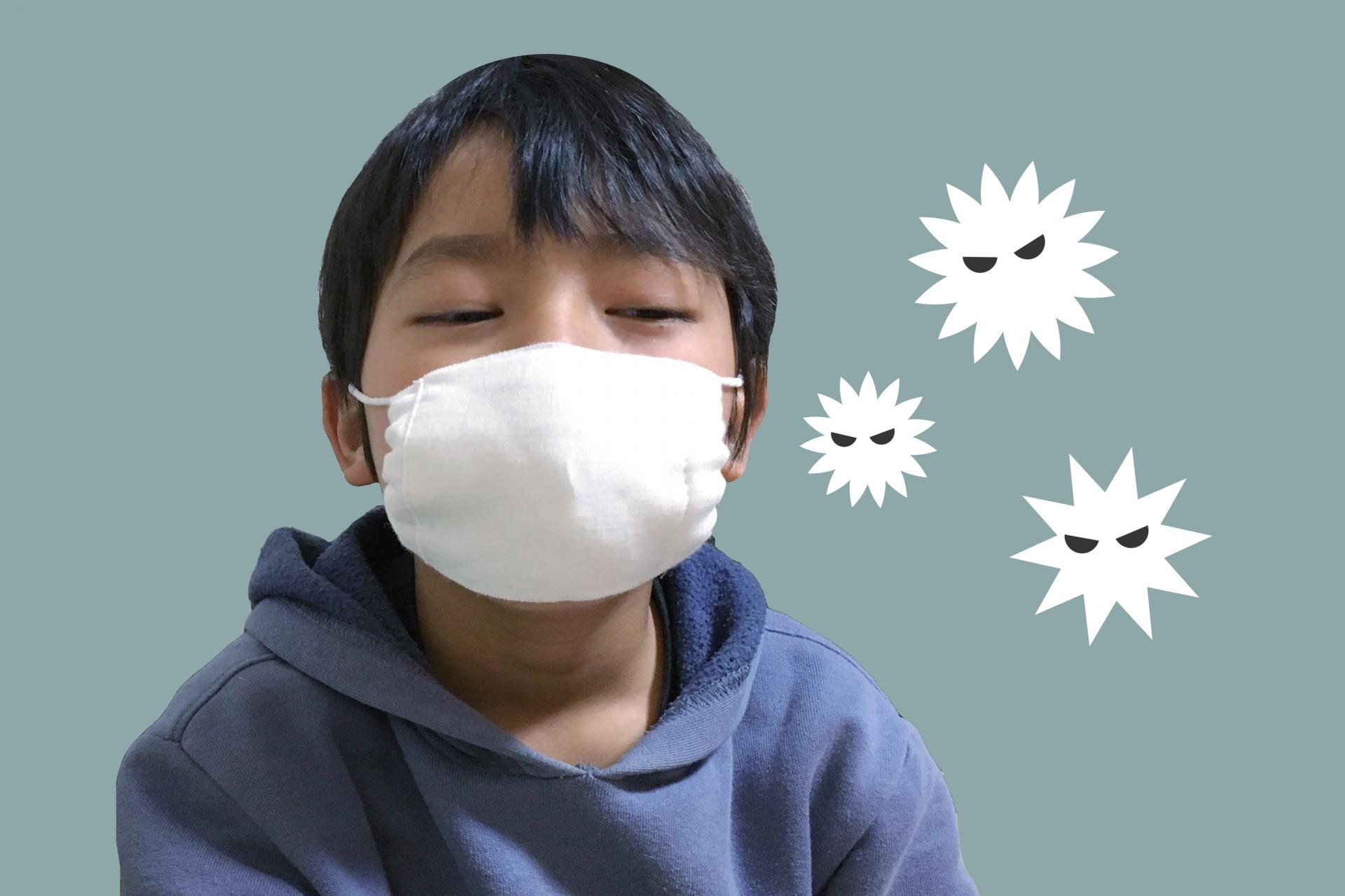 インフルエンザ 症状 子供 熱
